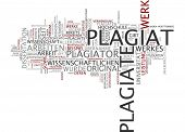Word Cloud - Plagiarism
