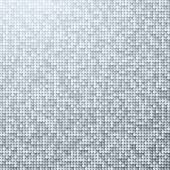 White seamless shimmer background with shiny silver and black paillettes. Sparkle glitter background