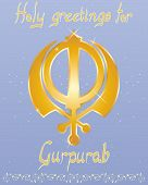 Gurpurab Greeting Card