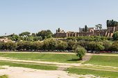 Field In Circus Maximus