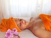 Enjoying A Relaxing Spa Treatment