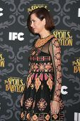 LOS ANGELES - 7 de JAN: Kristen Wiig no IFC é
