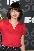 LOS ANGELES - JAN 7:  Kate Micucci at the IFC's
