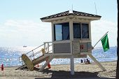 Lifeguard House #7, Fort Lauderdale