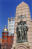 foto of army  - Grand Army of the Republic Memorial  - JPG