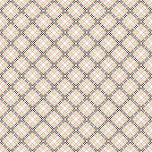 Seamless Mesh Pattern Over White