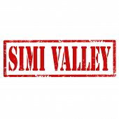 Simi Valley-stamp