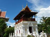 Sanctuary of wat changkam temple