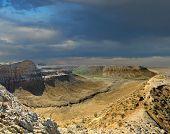 Valley Of The Slopes Plateau Shalkar-nura