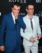LOS ANGELES - JUN 12:  Robert Pattinson, Guy Pearce at the