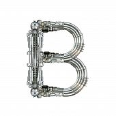 Alphabet Technically, Letter B