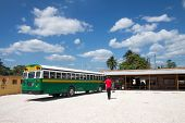 Bus Station, Belize