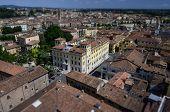 Panoramic View Over Verona