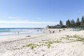 Gold Coast Snapper Rocks Beach