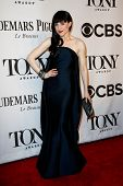 NEW YORK-JUNE 8: Actress Lena Hall attends American Theatre Wing's 68th Annual Tony Awards at Radio