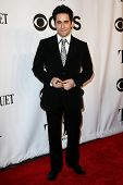NEW YORK-JUNE 8: Actor John Lloyd Young attends American Theatre Wing's 68th Annual Tony Awards at R