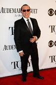 NEW YORK-JUNE 8: Music executive Tommy Mottola attends American Theatre Wing's 68th Annual Tony Awar