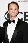NEW YORK-JUNE 8: Actor Neil Patrick Harris attends American Theatre Wing's 68th Annual Tony Awards a