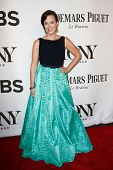 NEW YORK-JUNE 8: Composer Georgia Stitt attends American Theatre Wing's 68th Annual Tony Awards at R