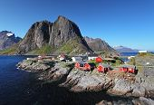 Norway Village Reine