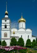 Cathedral Of Sts. Boris And Gleb, Dmitrov Town, Russia