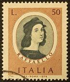 Raphael Stamp