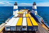 Cargo ferry