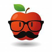 Hipster Apple