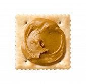 Peanut Butter on a Cracker