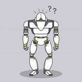 Stupid Question Robot