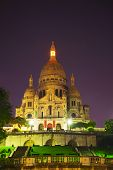 Basilica Of The Sacred Heart Of Paris (sacre-coeur)