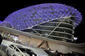 Yas Hotel, Abu Dhabi, U.A.E.