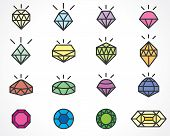 picture of alexandrite  - jewelery with diamond design - JPG