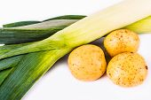 Potato And Leek