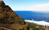 Cliff Above Mosteiros