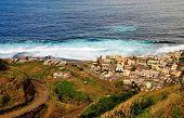 Fierce Waves In Mosteiros
