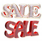 Two Renders Of Inscription Sale