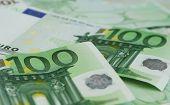 Euro bank notes 2