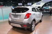 Buick Encore Awd Car On Display