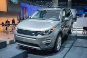 Land Rover Discovery Sport Hse Luxury Car 2015