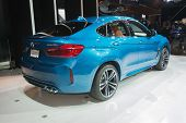 Bmw X6 2015 On Display