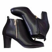 Black Woman's Shoes