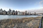 View Of Manhattan From Roosevelt Island