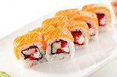 foto of sushi  - Maki Sushi  - JPG