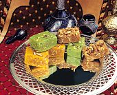 stock photo of halwa  - Mix Delicious Halwa - JPG