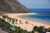 Beach At Tenerife