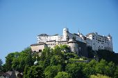 Castle In Salzburg