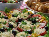 Appetite Food On Table
