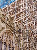 Church Tower Restoration