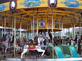 100 Year Old Carousel